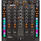 Gemini PMX-20 - Mezclador DJ de 4 canales con interfaz MIDI y 4 In/4 Out-Audio