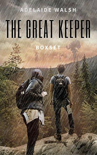 The Great Keeper boxset: Science Fantasy (English Edition)