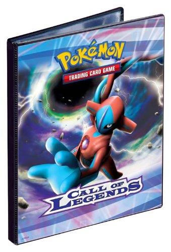 Pokemon Card Supplies 4Pocket Binder Call of Legends image