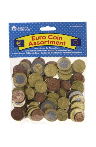 Learning Resources - Set monedas Euro...