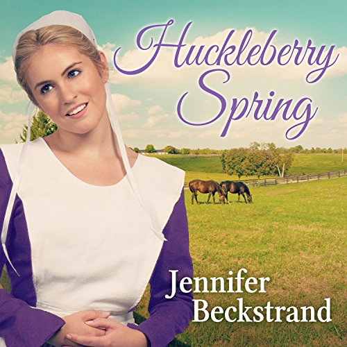 Huckleberry Spring audiobook cover art