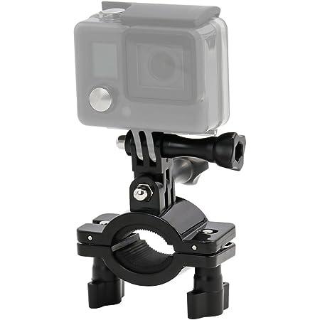 Aigend gopro Attacco Adattatore Attacco Stelo per Bici da Corsa in Lega di Alluminio Accessorio Supporto Flash per GoPro