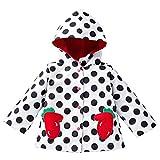 FAIRYRAIN Girls' Snow & Rainwear