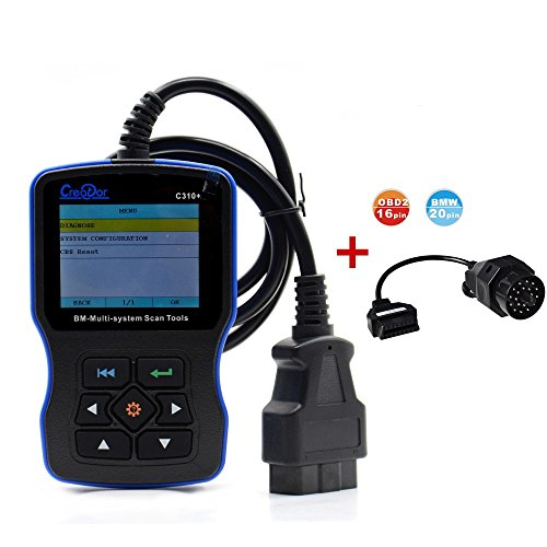 Creator C310 V5.1 for BMW Code Reader with Clear Adaptation and Engine Oil Reset Function