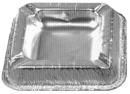 HKG Aschenbecher aus Aluminium