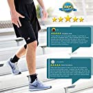 CompressionZ Plantar Fasciitis Socks - Compression Foot Sleeves - Ankle Brace Arch Support - Pain Relief for Heel Spurs, Edema, Achilles Tendonitis #4