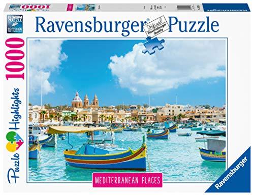 Ravensburger Puzzle 14978 - Mediterranean Malta - 1000 Teile
