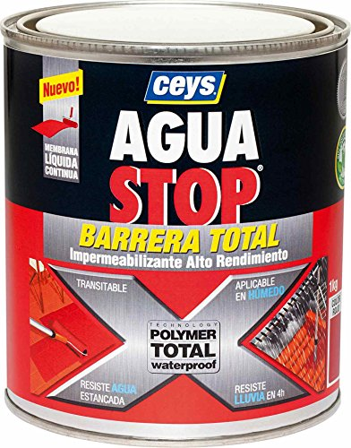 CEYS CE902831 AGUA STOP BARRERA TOTAL 1KG GRIS