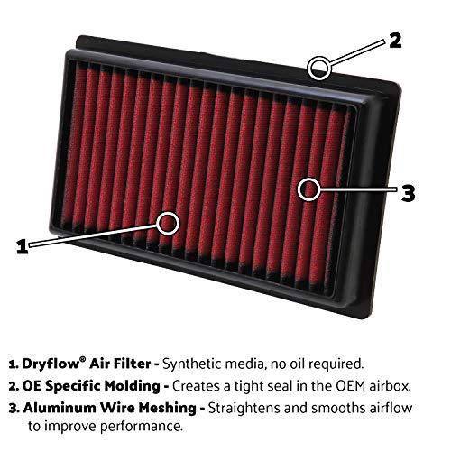 AEM 28-20480 Dryflow Air Filter