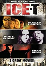 Stealth Fighter / Body Count / Mean Guns Ice-T Triple Feature