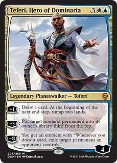 Best teferi hero of dominaria deck Reviews