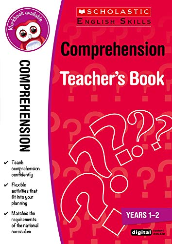 Comprehension Teacher Resource for teaching children ages 5 to 7 (Years...