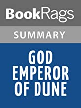 Summary & Study Guide God Emperor of Dune by Frank Herbert