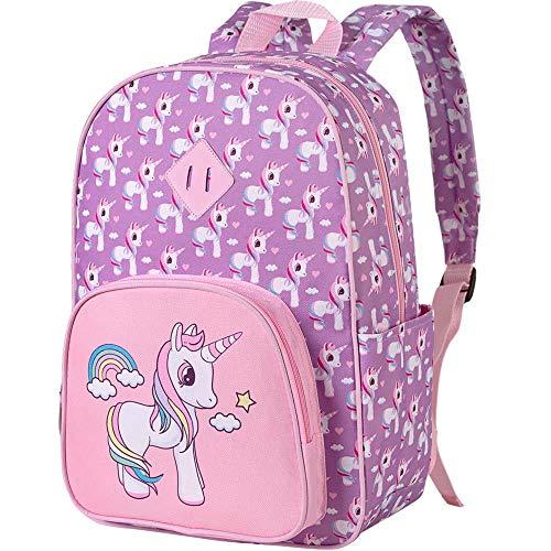 Preschool Backpack Girls 15quot Unicorn Toddler Backpacks