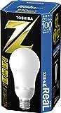 ネオボール 電球形蛍光灯 Zリアル A25形電球 100Wタイプ昼光 1箱10個