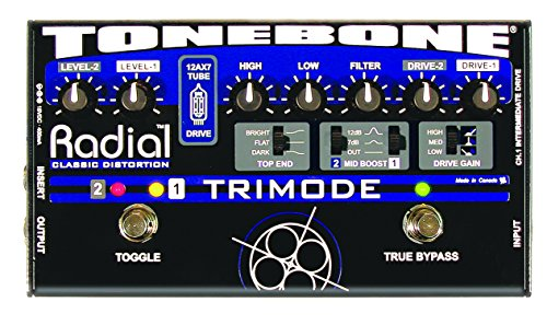 Radial Tonebone Trimode Tube Distorsion