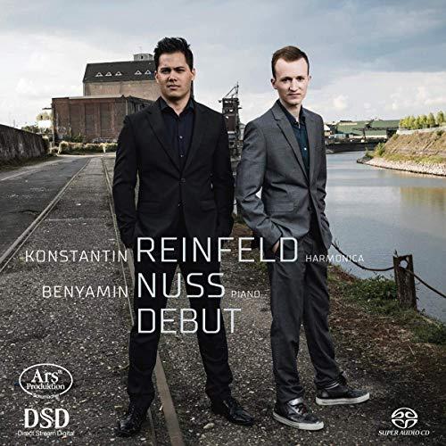 Debut - Werke für Harmonica & Klavier