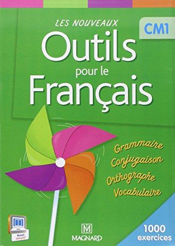 Les nouveaux outils pour le français CM1 Livre de l'élève