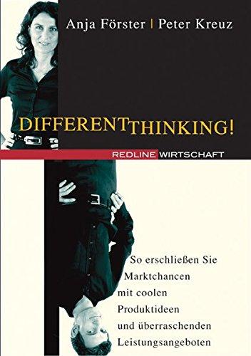 Förster Anja,Kreuz Peter, Different Thinking
