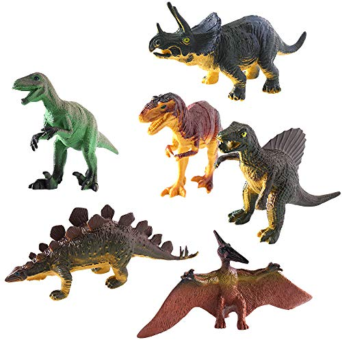 Juguete de plástico sólido Papo Dimetrodon Jurassic dinosaurio prehistórico animal nuevo