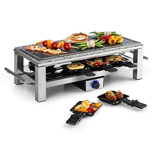 Klarstein Schmelzlette - Machine à raclette,...