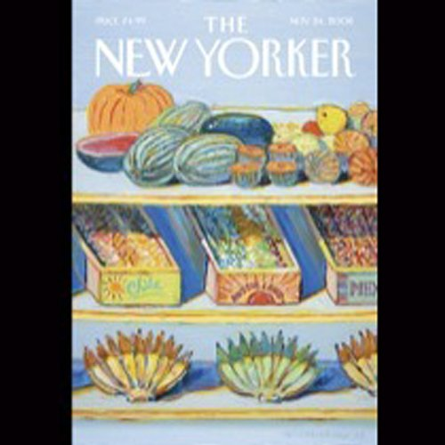 The New Yorker, November 24th, 2008 (Peter J. Boyer, Todd Oppenheimer, Mimi Sheraton) audiobook cover art