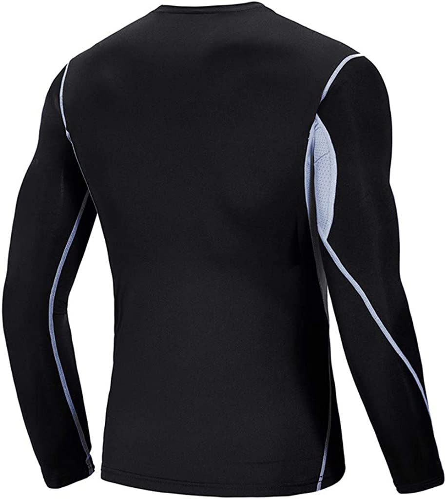 Beppter Compression Shirts for Men Large special price !! Casual El Fast Fitness Max 78% OFF Drying