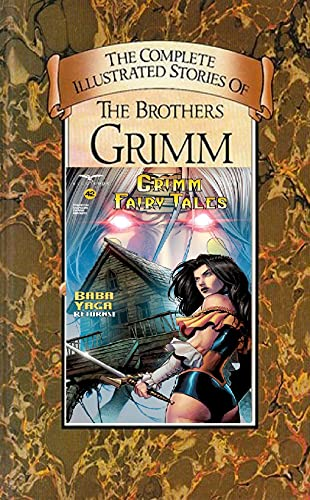 Grimm's Fairy Tales : Complete ( Illustrated ) (English Edition)