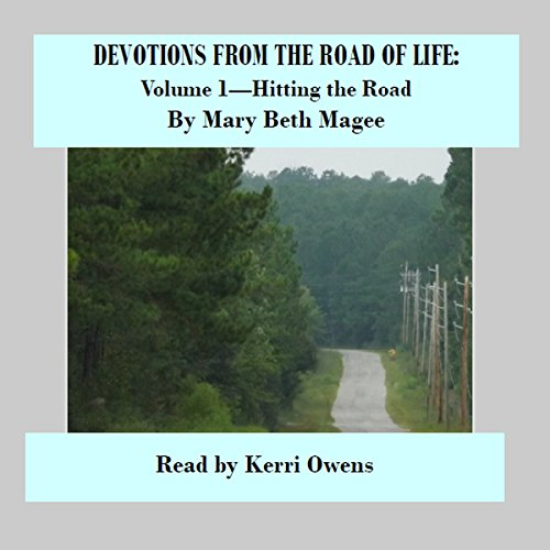 Devotions from the Road of Life audiobook cover art
