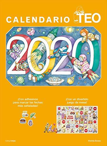 Calendario Teo 2020 (Libros especiales de Teo)