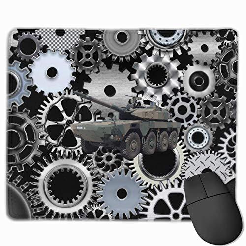 Gaming Mauspad,Mausunterlage,Spiel Maus Pad,Mausmatte,Maschinenbau Zahnrad Design Matte Mäuse Mousepad Für Office Home Laptop Computer Pc
