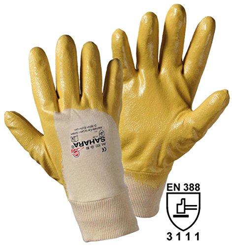 Original Sahara Nitrilkautschuk-Handschuh Gr.8