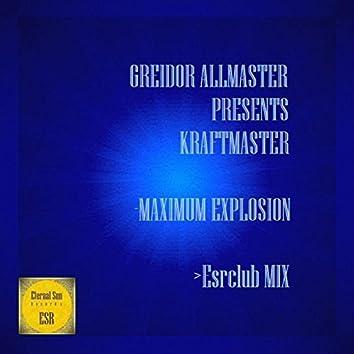 Maximum Explosion
