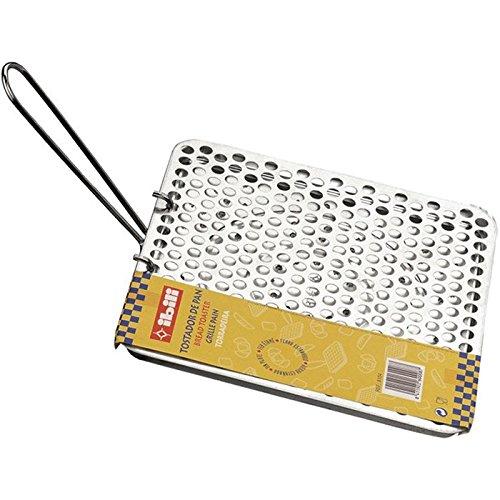 IBILI Toaster für Gasherd, verzinntes Eisen, 20 x 20 cm