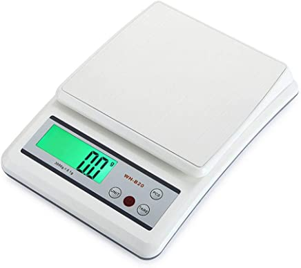 High Precision Digital Electronic Home Kitchen Food Scale Multi-Functional Baking Cooking Weighing(3kg/0.1g)