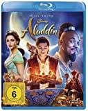Aladdin (Live-Action) [Blu-ray] - Will Smith