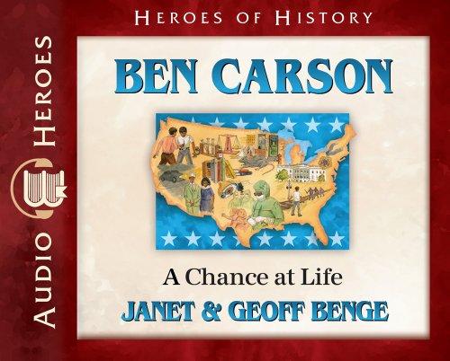 Ben Carson cover art