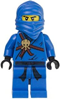 blue lego character
