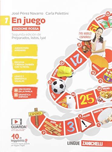 En juego-A través de la cultura hispánica. Per la Scuola media. Con Contenuto digitale (fornito elettronicamente): 1