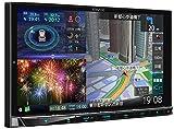 KENWOOD(ケンウッド) カーナビ 彩速ナビ 7型 MDV-M807HD 専用ドラレコ連携 無料地図更新/フルセグ/Bluetooth/Wi-Fi/Android iPhone対応/DVD/SD/USB/HDMI/ハイレゾ/VICS/タッチパネル/HDパネル