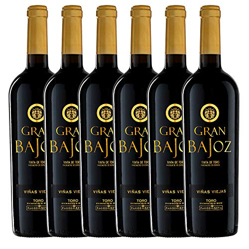 Gran Bajoz Gran Bajoz- Vino de Autor - Pack 6 x 750 ml - Total 7500ml