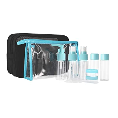Travel Bottles Containers TSA Approved Travel A...