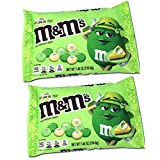 M&M'S White Chocolate Key Lime Pie Easter Candy is the perfect Spring treat. Tap into fresh Spring vibes with these white chocolate candies. Key Lime Pie flavored white chocolate centers surrounded by green and white candy shells will add fun to all ...