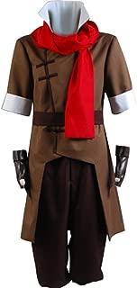 mako cosplay legend of korra