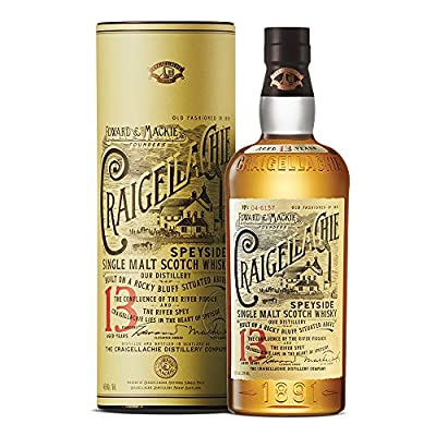 Craigellachie 13 Jahre Single Malt Whisky (1 x 0.7 l)