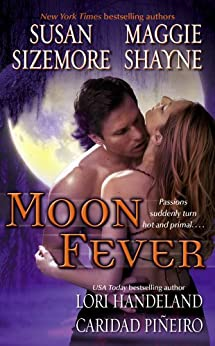 Moon Fever (Primes series) by [Susan Sizemore, Maggie Shayne, Lori Handeland, Caridad Pineiro]