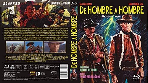 Die Rechnung wird mit Blei bezahlt / Death Rides a Horse ( Da uomo a uomo ) (Blu-Ray)