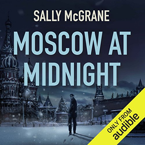 Moscow at Midnight audiobook cover art