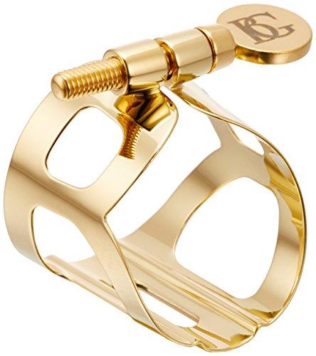 BG L10BG Tradition Gold Lacquer Alto Saxophone Ligature
