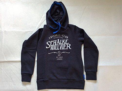 FC Schalke 04 Damen Kapuzen Sweat-Shirt Nullvier (M)